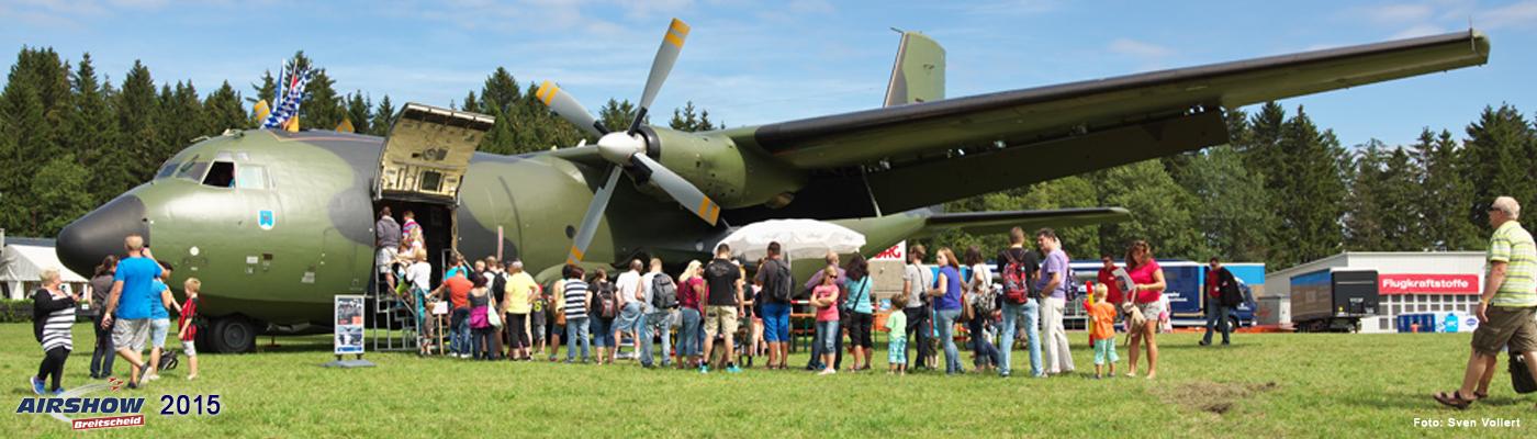 Airshow Breitscheid