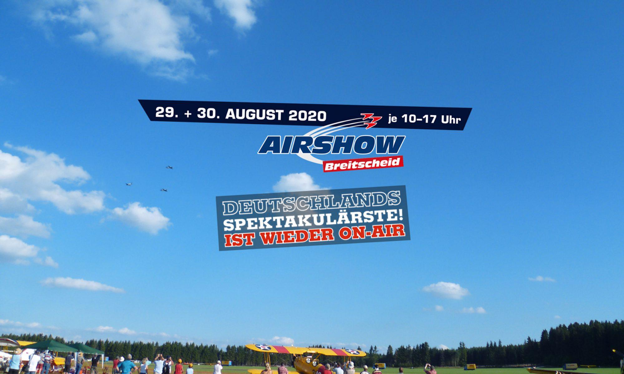 Airshow Breitscheid 2020